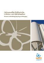 Merkblatt CAF In Beton Moertelwerken