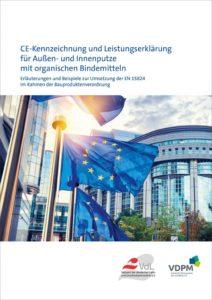 Merkblatt CE Kennzeichnung Und Leistungserklärung Von Organischen Putzen