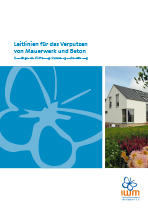 Merkblatt Leitlinien Verputzen 2014