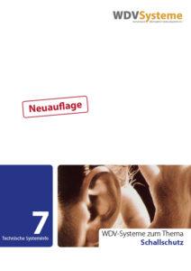 Merkblatt Technische Systeminfo 7 Schallschutz