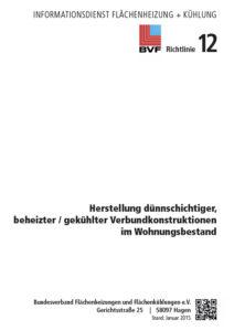 Merkblatt Beheizte Gekuehlte Verbundkonstruktionen Im Wohnungsbestand 2015
