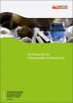 Merkblatt Estrich Rohstoff